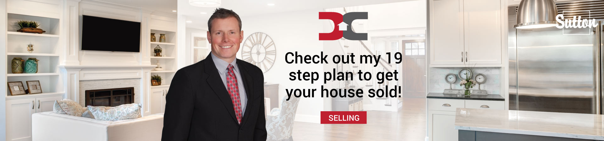 Daniel Cram's 19 Step Plan to Sell Your Home Grande Prairie